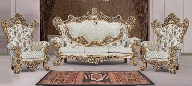 مبل سلطنتی در تبریز